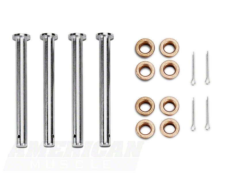 OPR Door Hinge Pin And Bushing Kit (79-93 All)