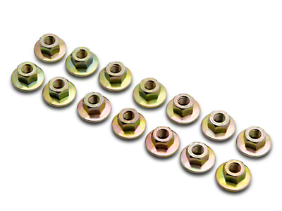 OPR Headlight Assembly Mounting Nut Set (87-93 All)