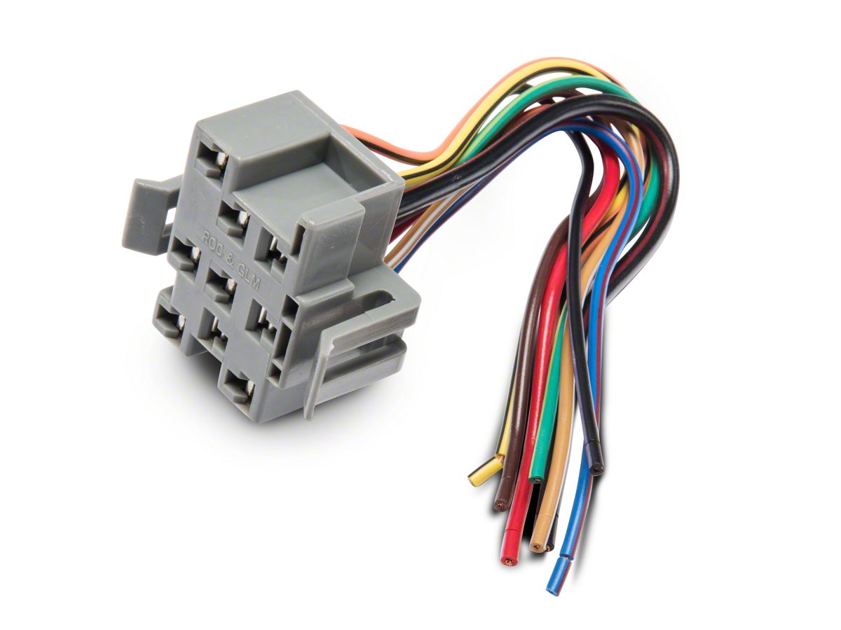 OPR Headlight Switch Repair Harness (94-04 All) on 65 mustang engine wiring, ford 302 engine wiring, ford model a engine wiring, ford mustang fuse panel, 1967 mustang engine wiring, 1968 mustang engine wiring, 1966 mustang engine wiring, 67 mustang engine wiring,