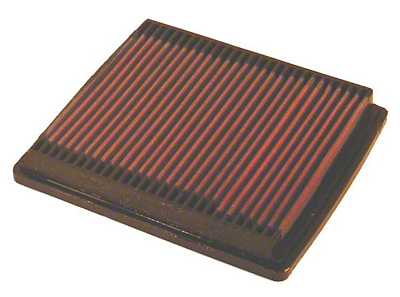 K&N Drop-In Replacement Air Filter (87-93 4-Cylinder)