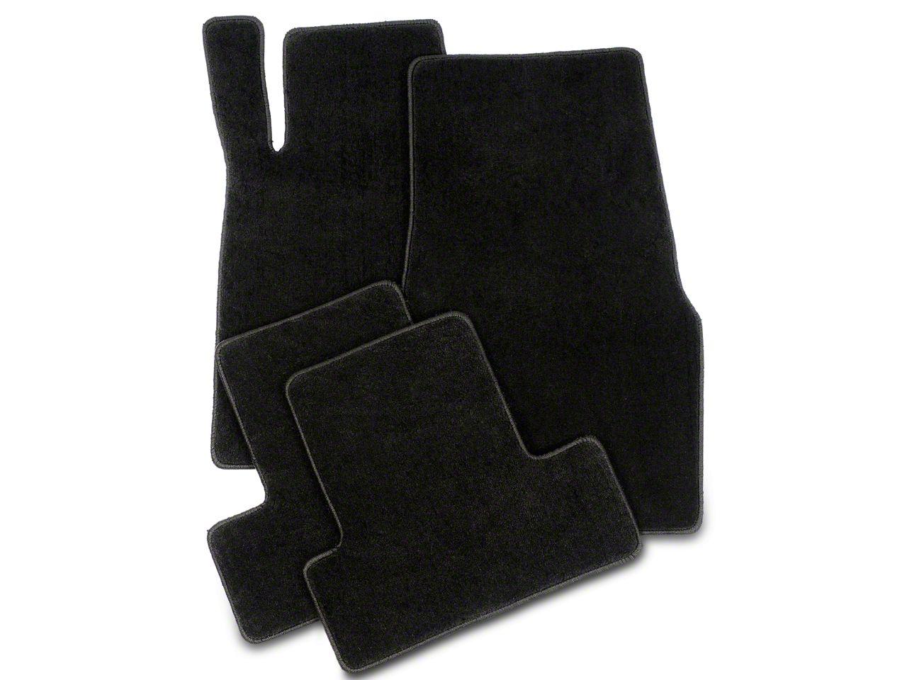Lloyd Front & Rear Floor Mats - Black (05-10 All)