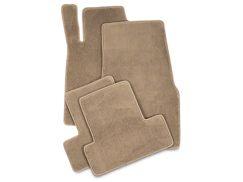 Lloyd Front & Rear Floor Mats - Parchment (05-10 All)