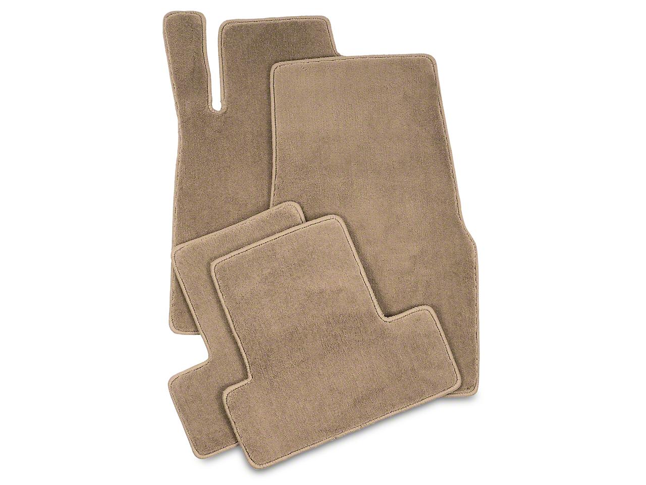 Lloyd Front & Rear Floor Mats - Parchment (05-10 All)