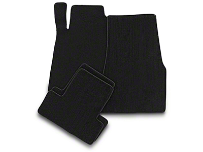 Lloyd Front & Rear Floor Mats - Black (13-14 All)