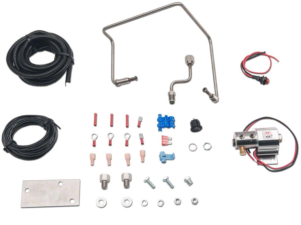 Add Hurst Line Lock - Roll Control Kit (05-09 GT, V6)