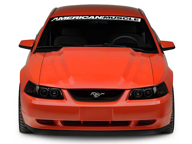 1995 Cobra R Style Hood; Unpainted (99-04 All)
