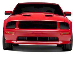 Mach 1 Style Hood - Unpainted (05-09 GT, V6)