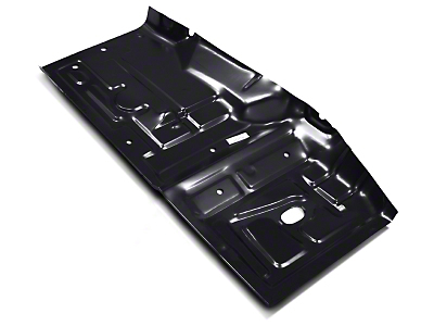 OPR Replacement Foxbody Floor Pan - Left Side (79-93 All)