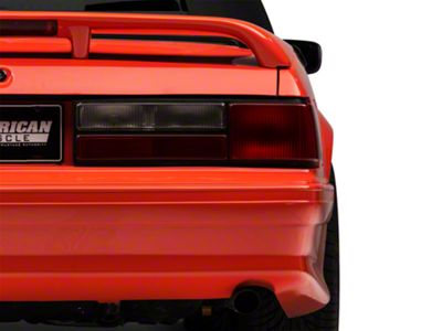 Add Replacement LX Style Tail Light Lens - Right Side (87-93 All)