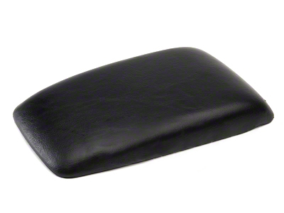 OPR Center Console Arm Rest Pad - Black (87-93 All)