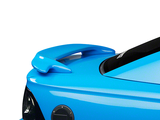 SpeedForm Cobra Style Rear Spoiler; Unpainted (94-98 All)