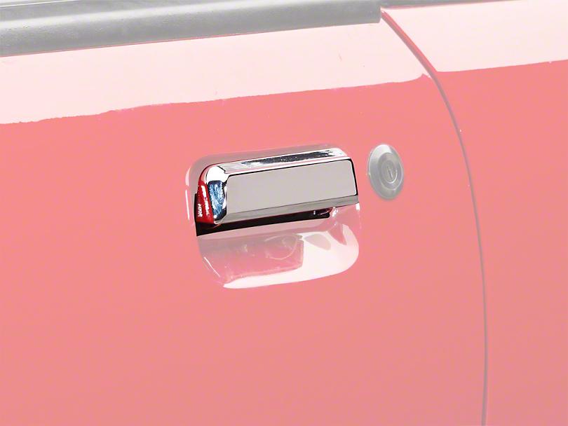 OPR Chrome Exterior Door Handle - Left Side (79-93 All)