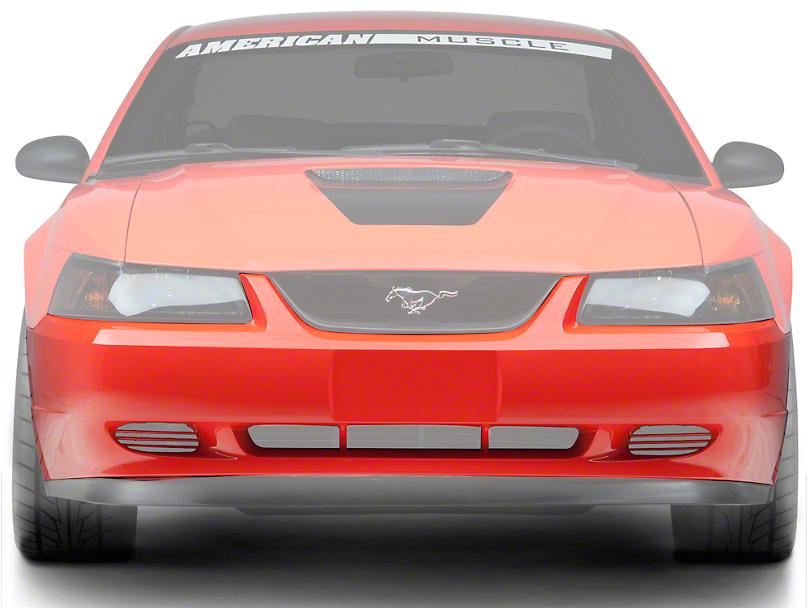 OPR Front Bumper Cover - Unpainted (99-04 V6)