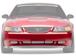 OPR Front Bumper Cover - Unpainted (99-04 GT, Mach 1)
