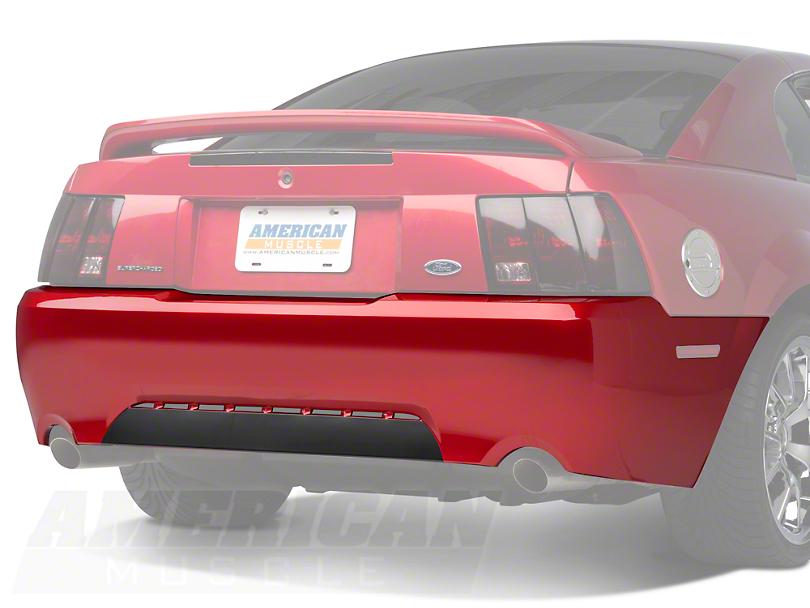OPR Rear Bumper Cover - Unpainted (99-04 GT, V6, Mach 1, Bullitt)
