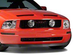 SpeedForm GT Style Pony Delete Grille w/ Fog Lights (05-09 V6)