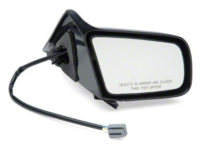 Add Power Mirror - Right Side - Coupe/Hatchback (87-93 All)