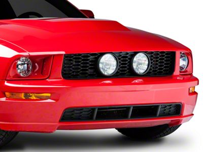 SpeedForm Eleanor Style Honeycomb Grille (05-09 GT)