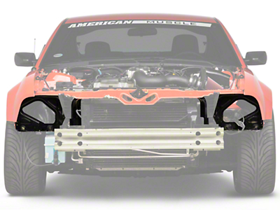 OPR Radiator Support (05-09 All)
