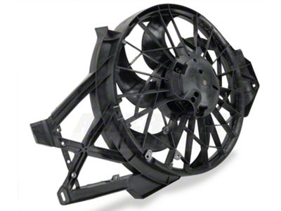 Ford 2speed Electric Fan Upgrade