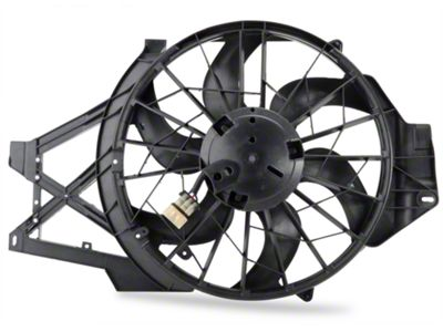OPR Radiator Fan Assembly (99-04 V6)