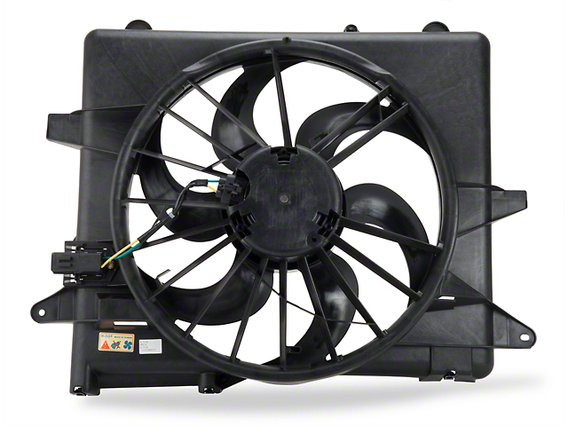 OPR Radiator Fan and Shroud Assembly (05-09 GT, V6)
