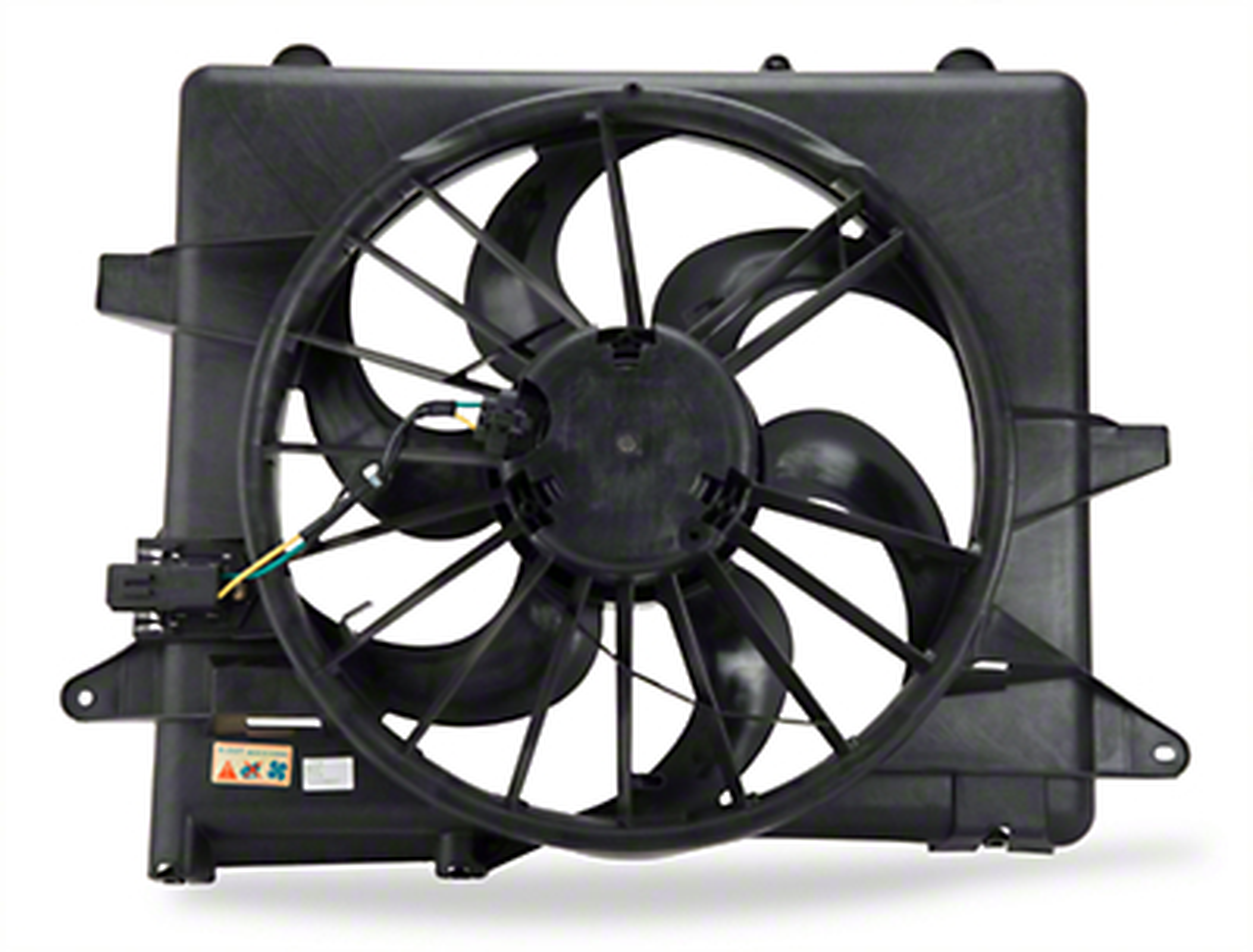 OPR Radiator Fan and Shroud Assembly (05-09 GT, V6)