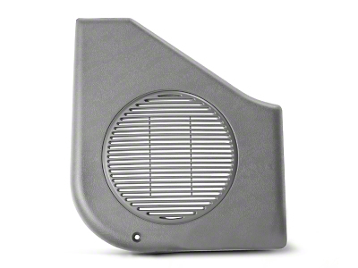 OPR Titanium Gray Door Speaker Covers - Pair (87-93 All)