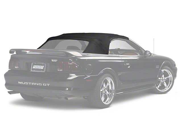 Opr Mustang Replacement Convertible Top Black 95033 94 99