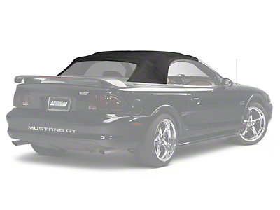 OPR Replacement Convertible Top - Black (94-99 Convertible)