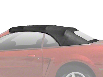 OPR Replacement Convertible Top - Black (00-04 Convertible)