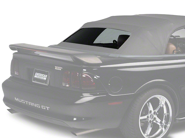 OPR Replacement Convertible Rear Window Glass - Heated (94-04 Convertible)