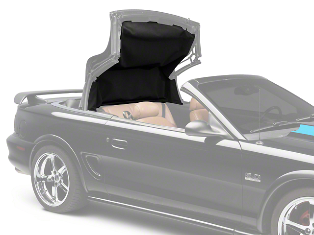 OPR Headliner; Black (94-98 Convertible)