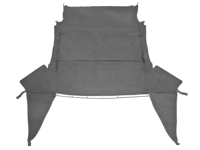 OPR Headliner; Charcoal (99-04 Convertible)