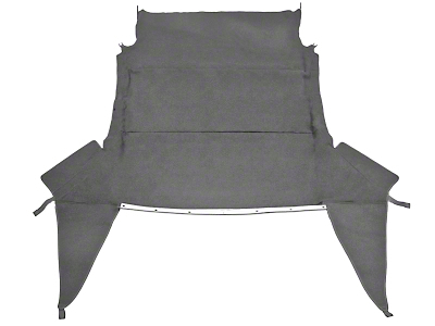 OPR Headliner - Charcoal (99-04 Convertible)