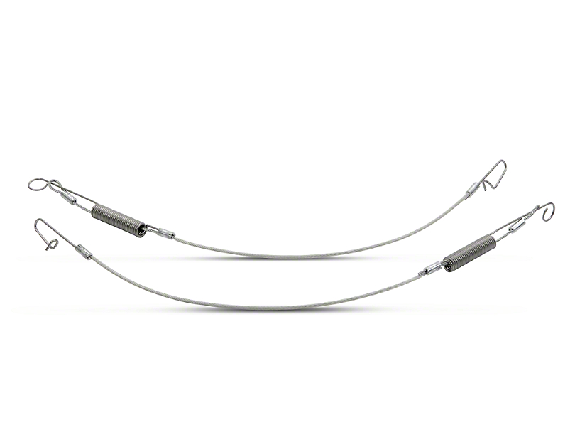 OPR Convertible Top Rear Flap Cables (94-04 All)