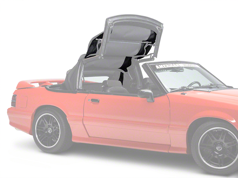 OPR Convertible Top Pads (91-93 Convertible)
