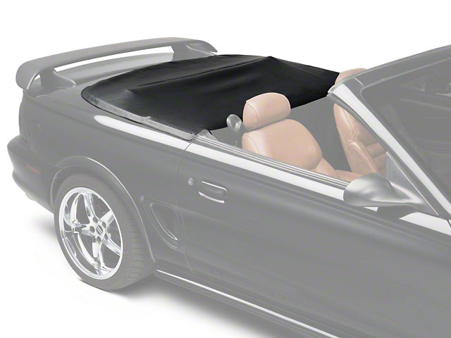 Opr Mustang Convertible Top Boot Black 95054 94 98 Convertible