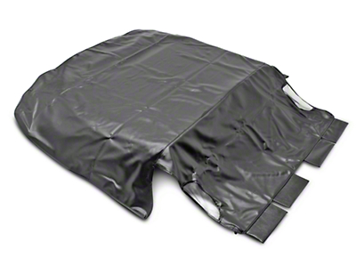 OPR Convertible Top Boot - Black (99-04 Convertible)