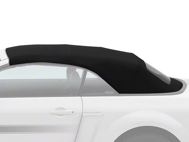 Opr Mustang Replacement Convertible Top Heated Rear Gl Black 95059 05 14