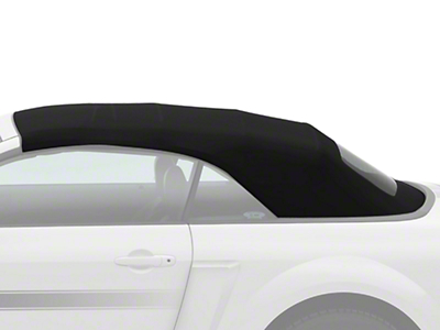 OPR Replacement Convertible Top & Heated Rear Glass - Black (05-14 Convertible)