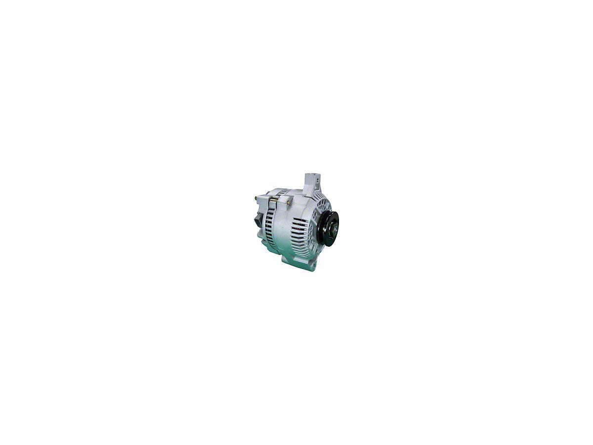 PA Performance Mustang Alternator - 95 Amp 1614 (87-93 5.0L) on
