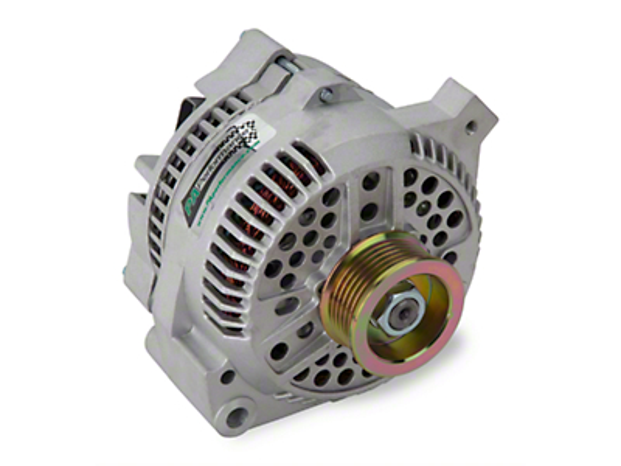 PA Performance Alternator - 130 Amp (87-93 5.0L)