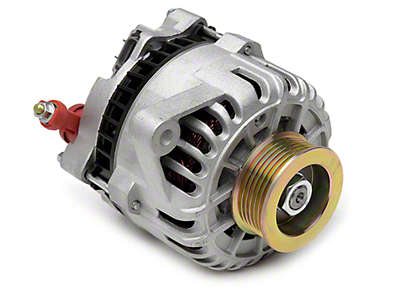 PA Performance Alternator - 130 Amp (01-04 V6)