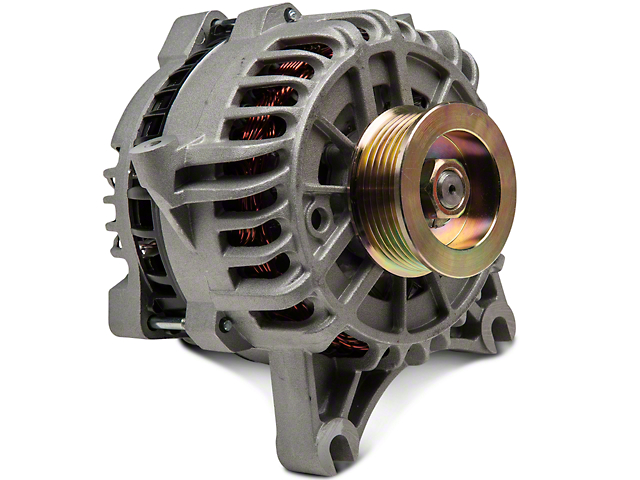 PA Performance 130 Amp Alternator (05-08 GT)