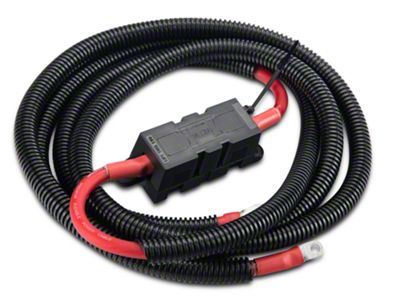 Add PA Performance Premium Power Wire Kit (86-93 All)