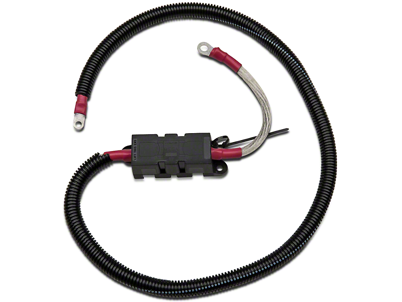 PA Performance Mustang Premium Power Wire Kit 9909 (94-14 All ...
