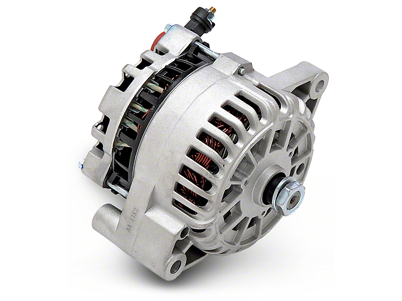 PA Performance 130 Amp Alternator (03-04 Cobra)