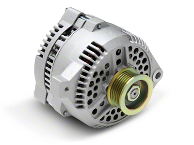 PA Performance High Output Alternator - 200 Amp (87-93 5.0L)