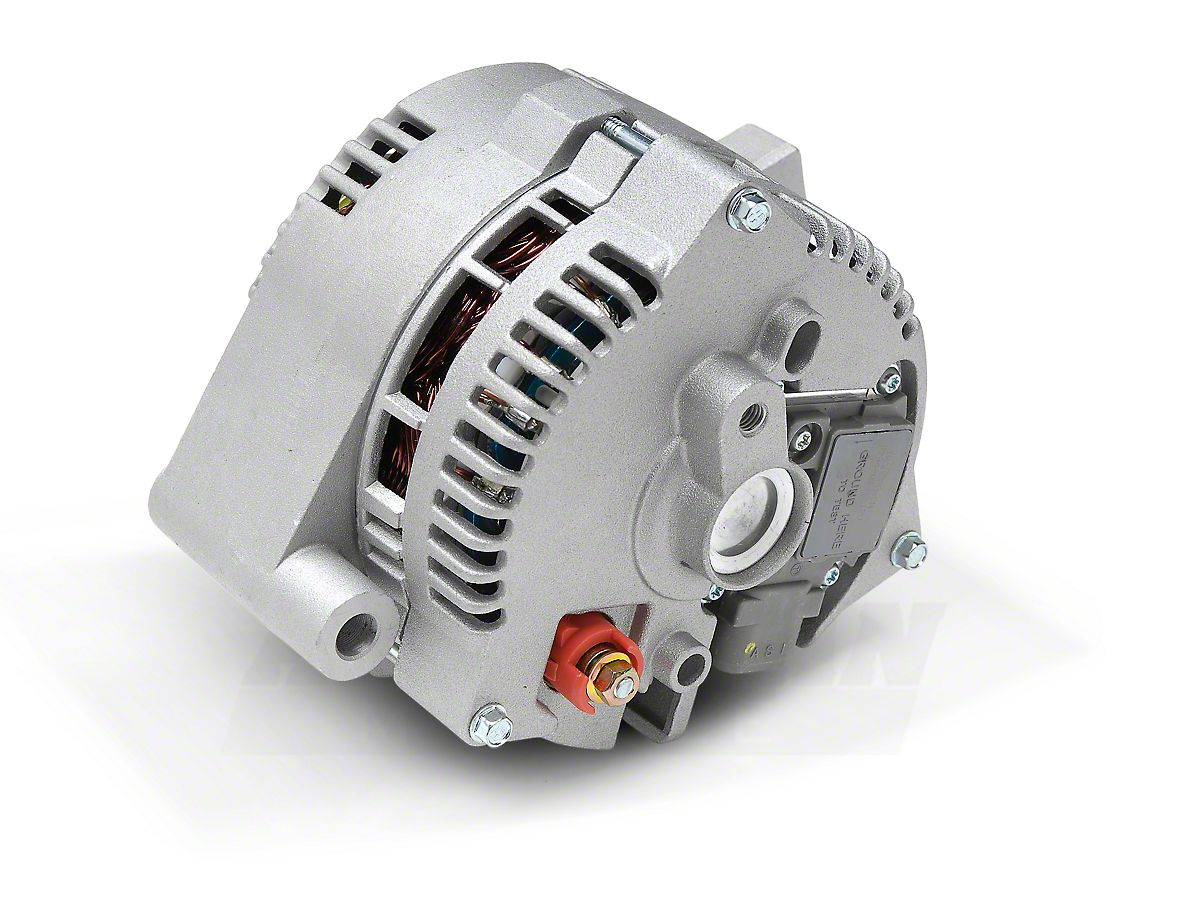 PA Performance High Output Alternator - 200 Amp (87-93 5.0L) on